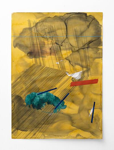 Mongezi Ncaphayi, 'Introspection In Space', 2018