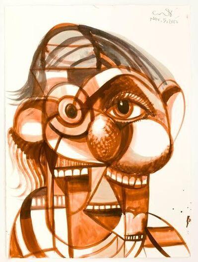 George Condo, 'Laughing Portrait', 2015