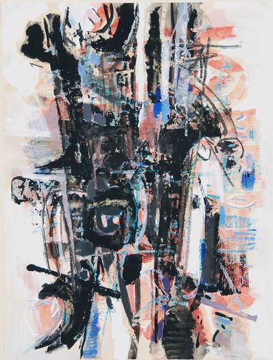 John Harrison Levee, 'Gouache XII/XXV', 1957