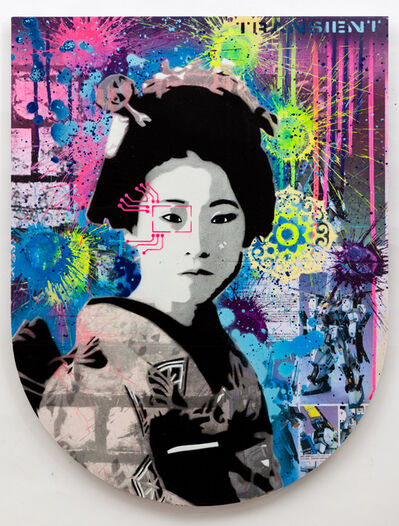 Brad Novak, 'Geisha 1.12', 2016