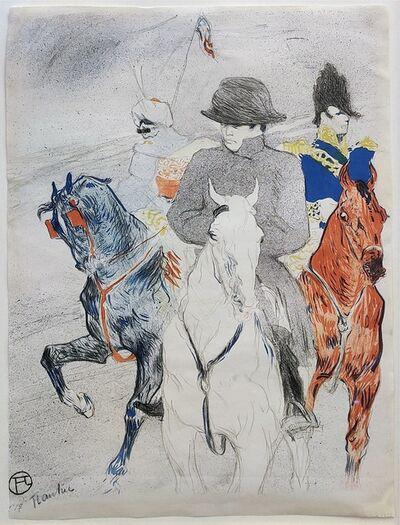 Henri de Toulouse-Lautrec, 'NAPOLEON (D. 358; ADR. 135; W. 140)', 1895