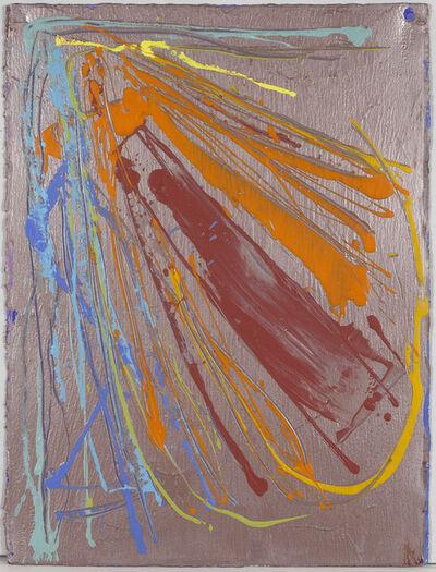 Dan Christensen, 'Untitled (Indian Summer)', 1983