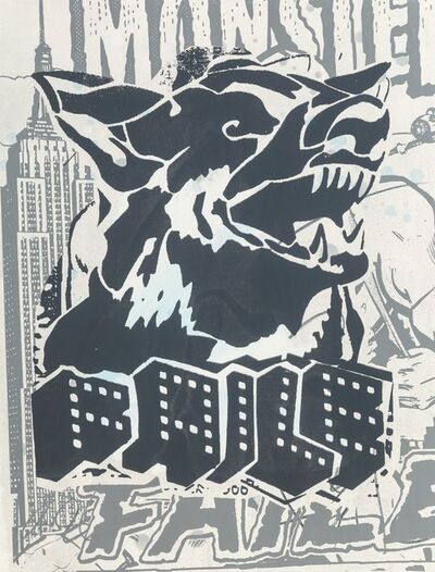 FAILE, 'Faile Dog (III Monster)', 2006