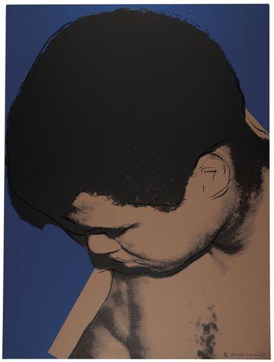 Andy Warhol, 'Muhammad Ali (See F. & S. II.180)', 1978
