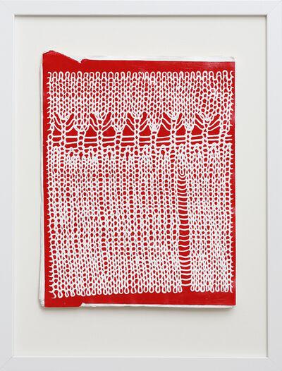 Lauren Bartone, 'Dropped Stitch', 2014