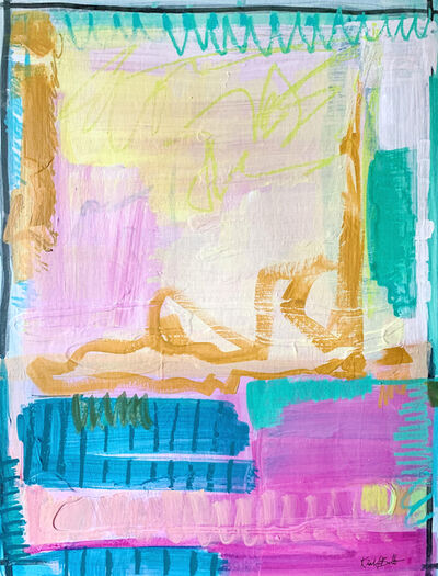 Kiah Bellows, 'Summer Series: Abstract Study 3'