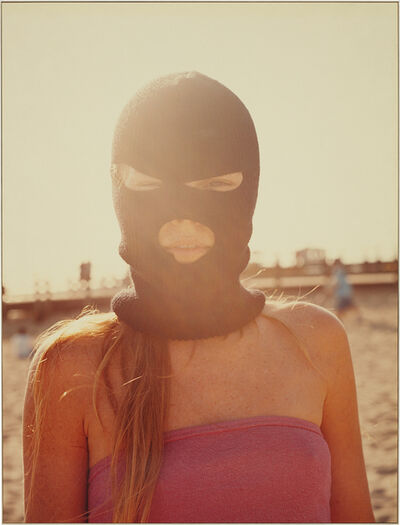 Doug Aitken, 'Girl in Mask', 2002
