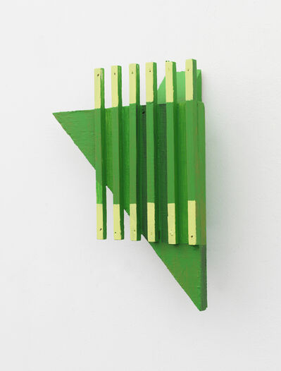Martha Clippinger, 'green thing', 2013