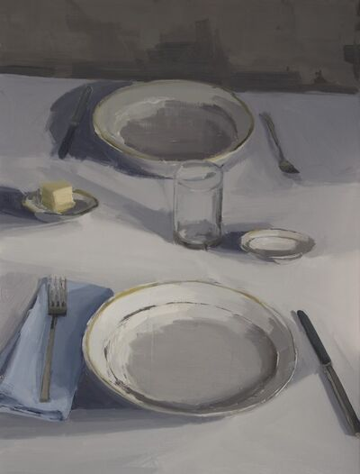 Carrie Mae Smith, 'Two Place Settings', 2013
