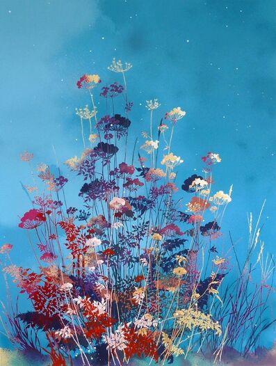 Henrik Simonsen, 'Hemlock Blue', 2014