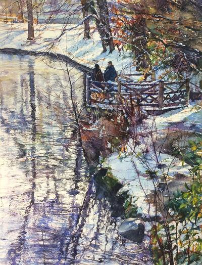 Joy Makon, 'Overlooking the Lullwater', 2018