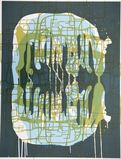 Janaina Tschäpe, 'Spilling Memory 53', 2014