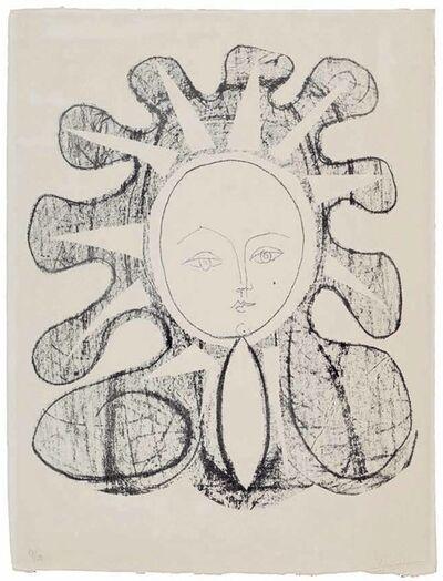 Pablo Picasso, 'Françoise en soleil', 1945