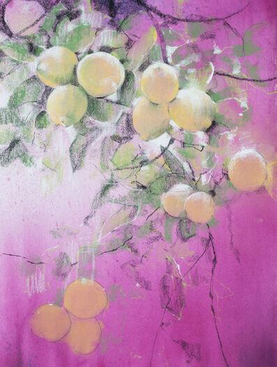 Jeff Peters, 'Pastel Lemons', 2015