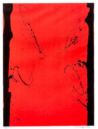 Emerson Woelffer, 'Untitled (37/50)', 1974