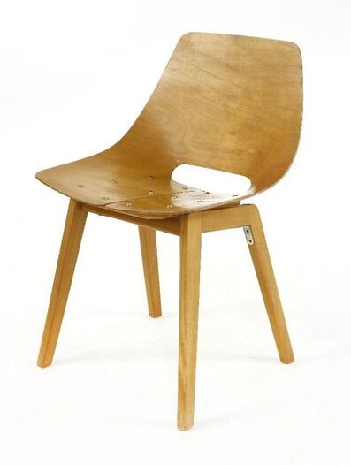 Pierre Guariche, 'A 'Tonneau' chair'