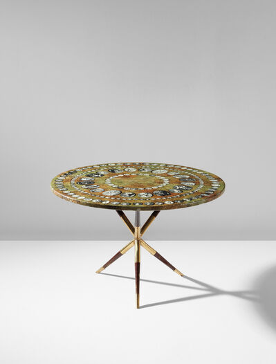 Piero Fornasetti, 'Cammei occasional table', 1950s