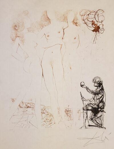Salvador Dalí, 'Mythology Suite: The Judgement of Paris ', 1963 -1965