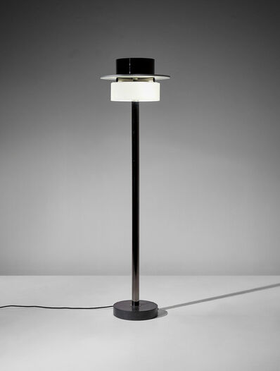 Ettore Sottsass, 'Early 'Ratrih' standard lamp', 1994