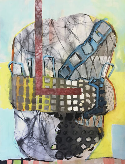 Yura Adams, 'Overcast Moving Fast', 2017