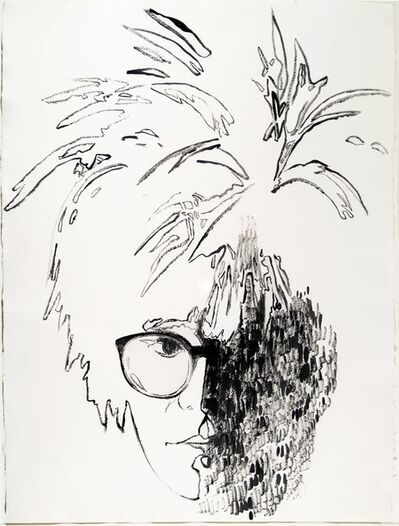Andy Warhol, 'Self Portrait', 1986