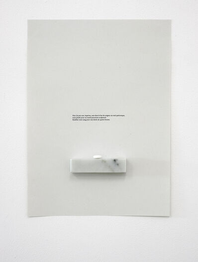 Charbel-joseph H. Boutros, 'Inside Sculpture', 2011