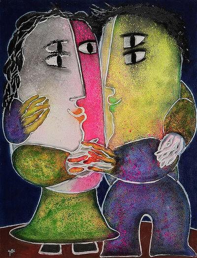 Juan Ripollés, 'Couple', 2002