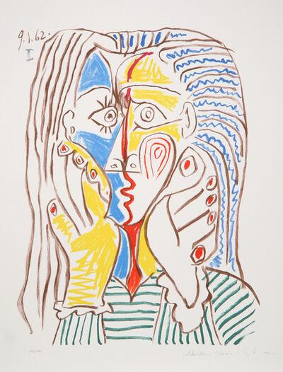 Pablo Picasso, 'Visage, 1962', 1979-1982
