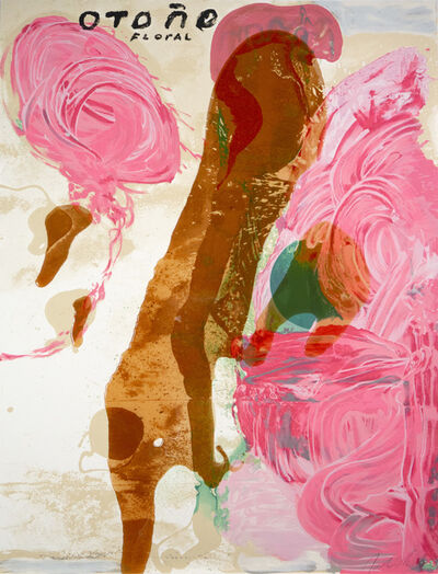 Julian Schnabel, 'Sexual Spring- Like Winter - Otono', 1995