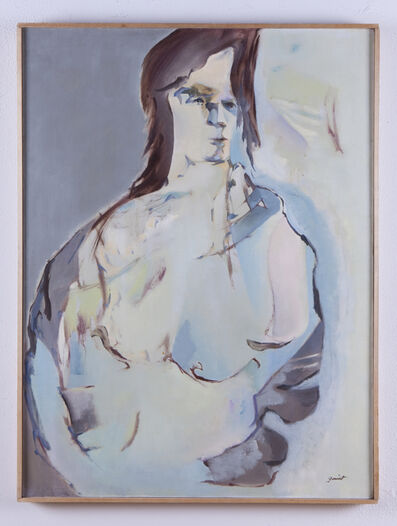 Walter Quirt, 'Agrarian Dishabille', 1955