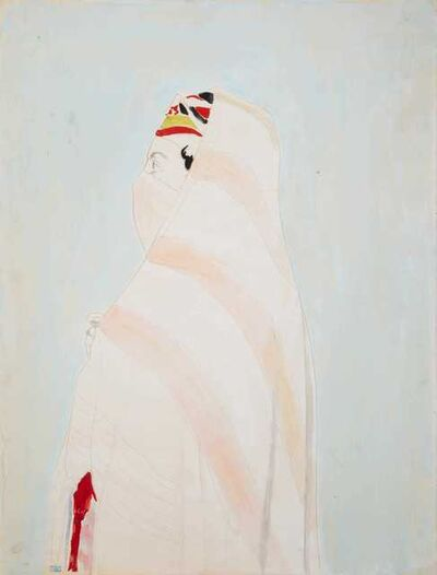 Joseph Stella, 'Algerian Woman in Veil', Unknown