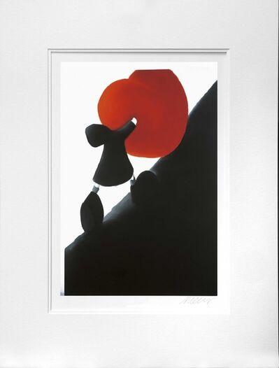 MacKenzie Thorpe, 'Up A Hill', 2005