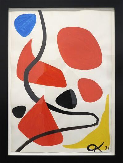 Alexander Calder, 'Untitled', 1971
