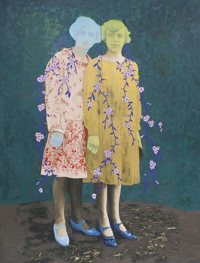 Daisy Patton, 'Untitled (Two Women)', 2017