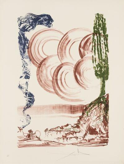 Salvador Dalí, 'Atomo (Field 73-5)', 1973
