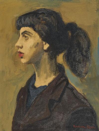 Raphael Soyer, 'Portrait'