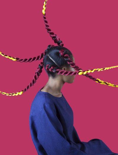 Medina Dugger, 'Yellow Tip Twist', 2017