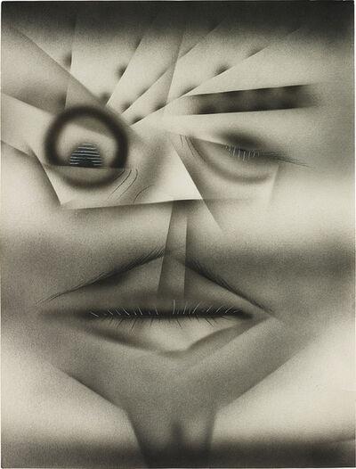 Jim Shaw, 'Pencil Mustach', 1979/2012.
