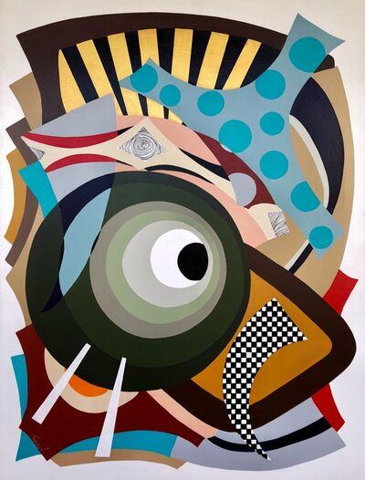 Amauri Torezan, 'Time Machine', 2016