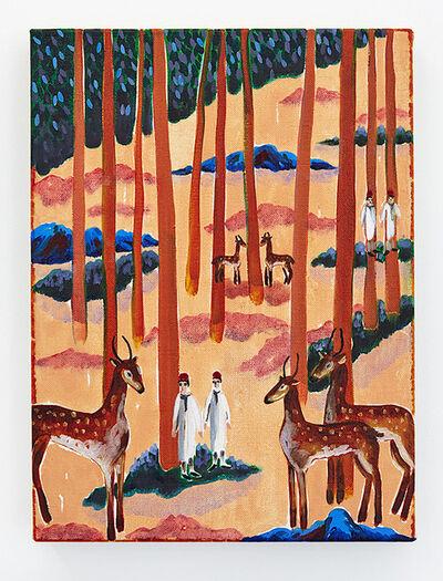Freya Douglas-Morris, 'In the shade of their trees', 2018
