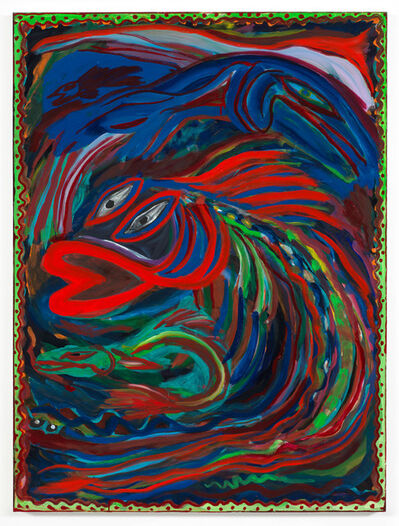 Josh Smith (b.1976), 'Untitled', 2019
