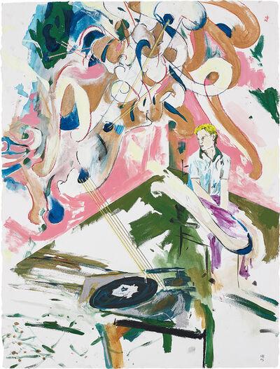 Hernan Bas, 'The Last Song', 2005