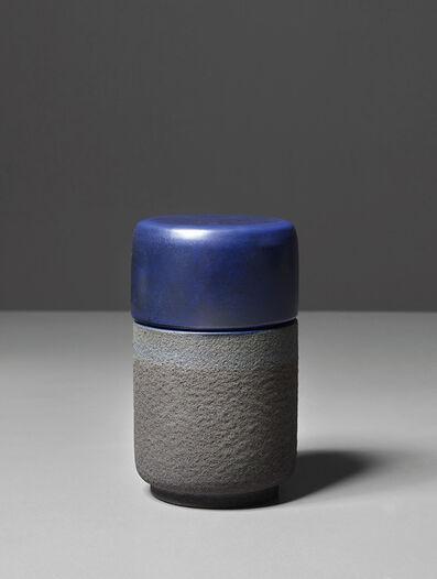 Ettore Sottsass, 'Lidded pot, model no. 198, from the 'Ceramiche di lava' series', circa 1959