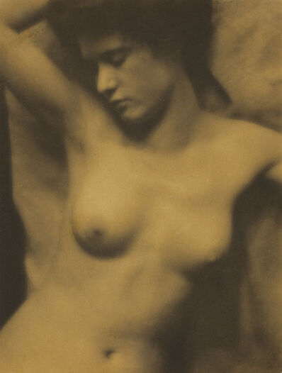 Clarence H. White, 'Torso, Miss Thompson', 1907