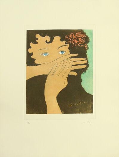 Man Ray, ' Julie', 1972
