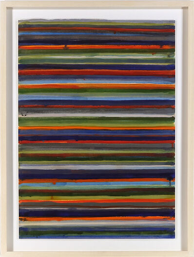 Masaaki Yamada, 'Work C.p89', 1961
