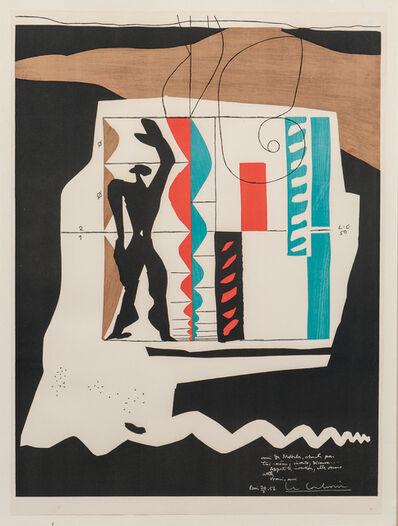 Le Corbusier, 'Modular', 1956