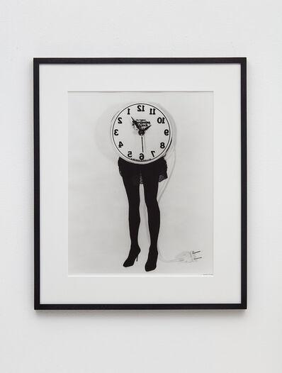 Lynn Hershman Leeson, 'Biological Clock 2', 1995