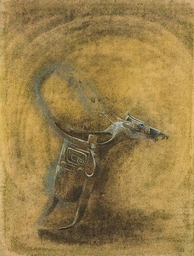 Morris Graves, 'Ritual Bronze', 1947