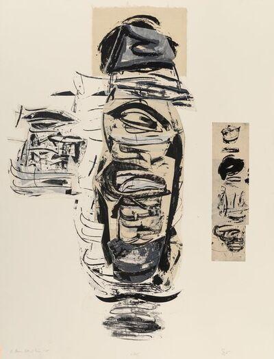 Michael Singer, '7 Moon Ritual Series', 1985